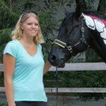 Duales Pferdetraining Marina Fischler